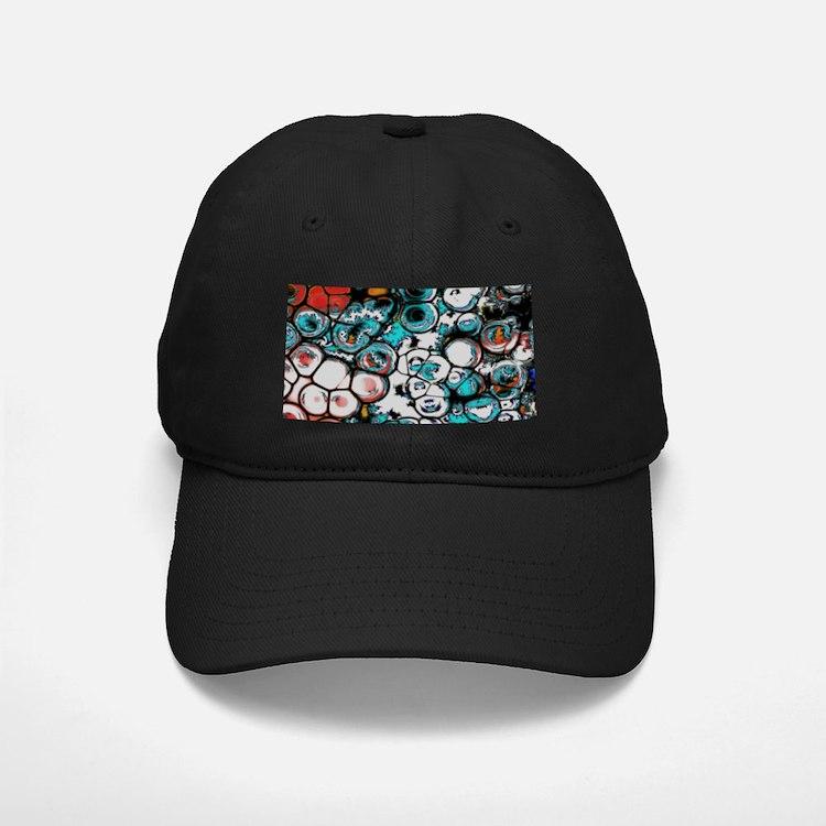 Fractal Amoeba Baseball Hat