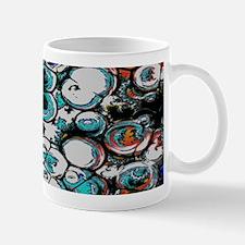 Fractal Amoeba Mugs