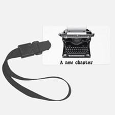 New chapter Luggage Tag