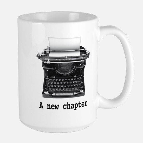 New chapter Large Mug