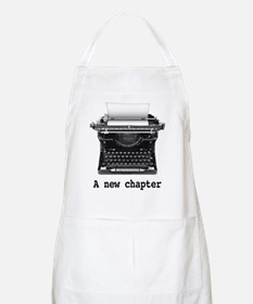 New chapter Apron