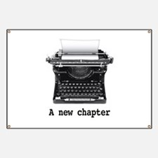New chapter Banner