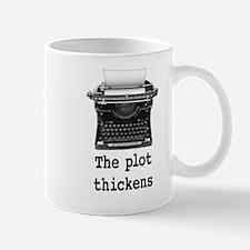 Plot thickens Mug