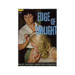 Edge of Twilight Rectangle Magnet