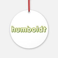 humboldt vagabond.png Ornament (Round)
