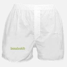 humboldt vagabond.png Boxer Shorts