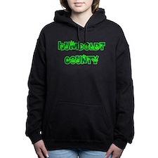 humboldt county potland.png Women's Hooded Sweatsh