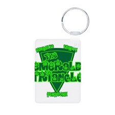 emerald triangle.png Keychains