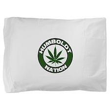 humboldt pot nation.png Pillow Sham