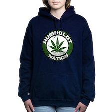 humboldt pot nation.png Women's Hooded Sweatshirt