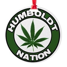 humboldt pot nation.png Ornament