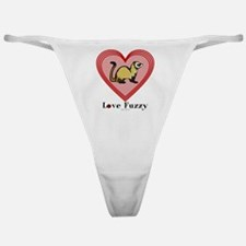 Ferret: Love Fuzzy Classic Thong