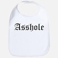 Asshole Bib