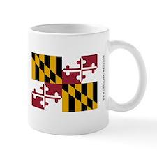 Maryland State Flag Mugs