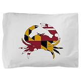 Maryland state flag Pillow Sham