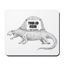 Dimetrodon Mousepad