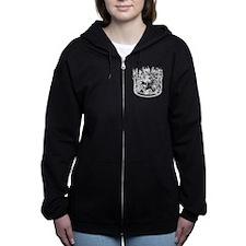 Bael Women's Zip Hoodie