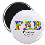 Fab Couture (Brand) Magnet