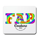 Fab Couture (Brand) Mousepad