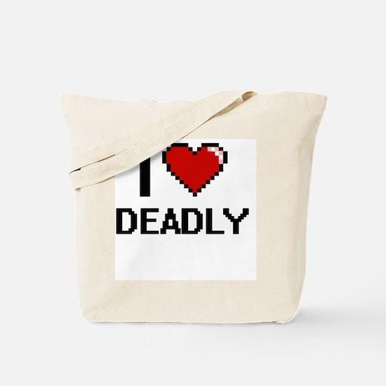 Unique Carcinogenic Tote Bag