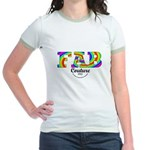 Fab Couture (Brand) Jr. Ringer T-shirt