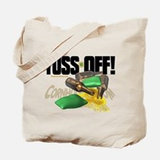 Toss Off! Tote Bag
