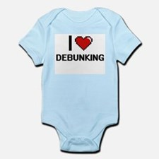 I love Debunking Body Suit