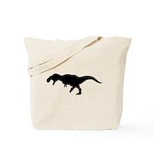 T.rex Silhouette Tote Bag