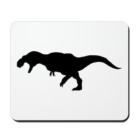 T.rex Silhouette Mousepad