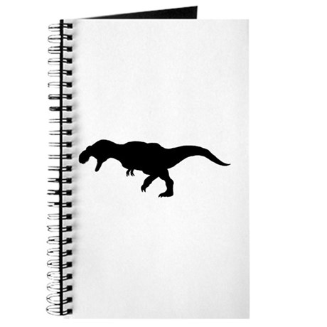T.rex Silhouette Journal
