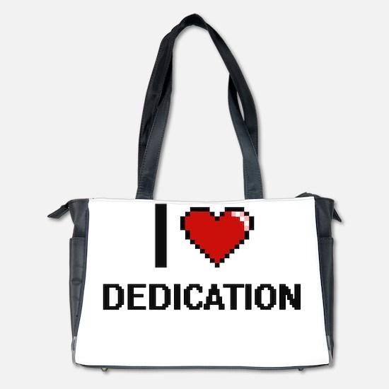 I love Dedication Diaper Bag