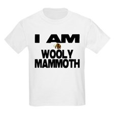 I AM WOOLY MAMMOTH T-Shirt