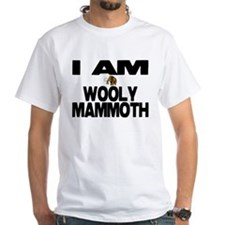 I AM WOOLY MAMMOTH Shirt