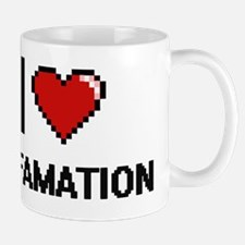 Cute Character assassination Mug
