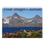 Polar Images Wall Calendar