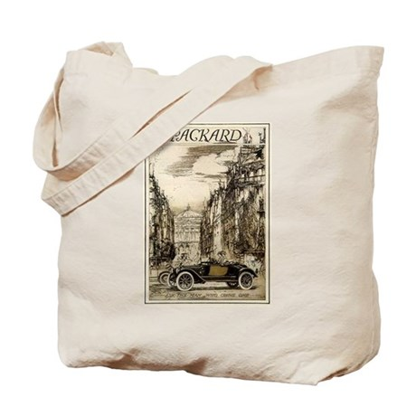 Packard Ad 1 Tote Bag
