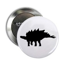 Stegosaurus Button