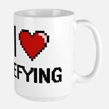 I love Defying Mugs
