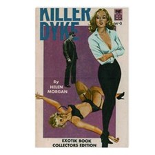 Killer Dyke Postcards (Package of 8)