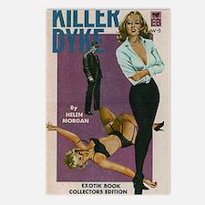 Killer Dyke Postcards (Package of 8)