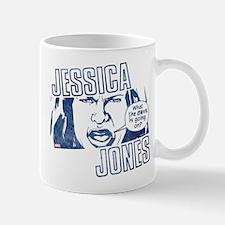 Jessica Jones WTF is Going On? Mug