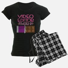 Video Editor Pajamas