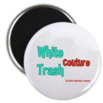 White Trash Couture (Brand) Magnet