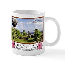 Cute Guam Mug