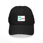 White Trash Couture (Brand) Black Cap