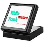 White Trash Couture (Brand) Keepsake Box