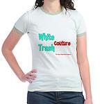 White Trash Couture (Brand) Jr. Ringer T-shirt