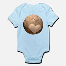 3D Pluto Heart Infant Bodysuit