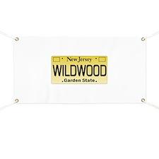Wildwood NJ License Tagwear Banner