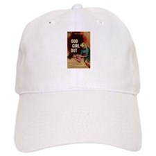 Odd Girl Out (Bed Cover) Baseball Cap